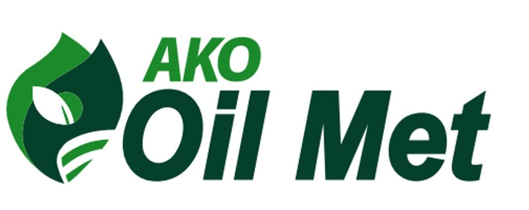 LOGO AKO OIL MET